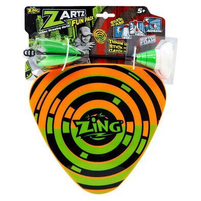 Zing Zartz Fun 2 Shield Pack