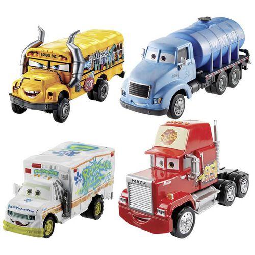 Disney Pixar Cars Oversized Deluxe Diecast - Assorted