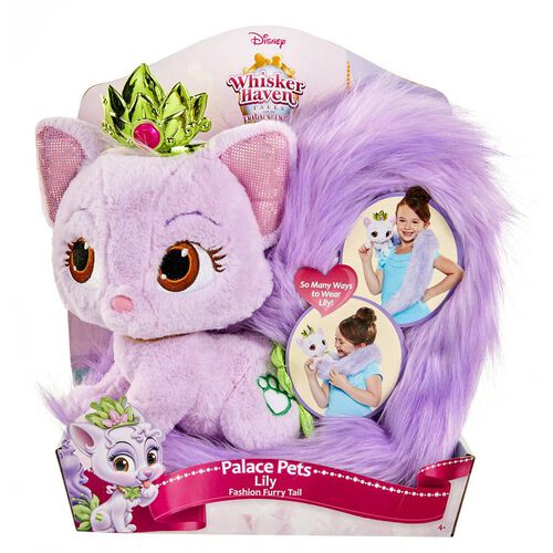 Disney Fashion Furry Tails Plush - Assorted