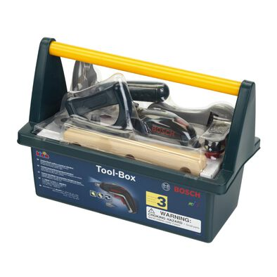 Bosch Tool Box With Ixolino