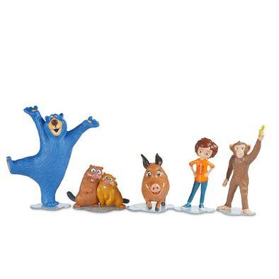 Wonder Park Figures Collection Pack
