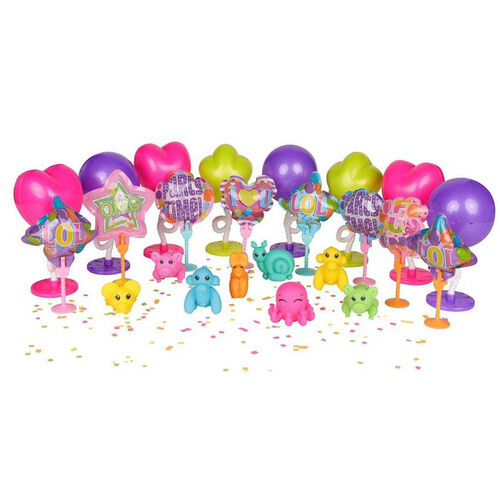 Zooballoos Figures Wave 1 - Assorted