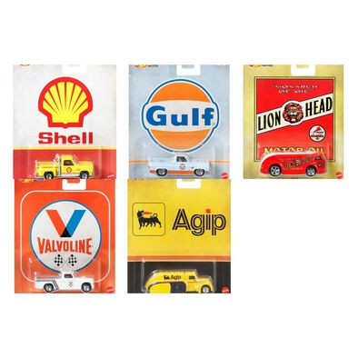 Hot Wheels Vintage Oil Bundle