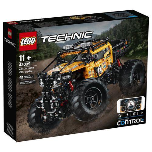 LEGO Technic 4X4 X-Treme Off-Roader 42099