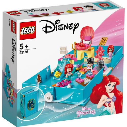 LEGO Disney Princess Ariel's Storybook Adventures 43176