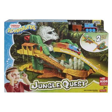 Thomas & Friends T&F Adven Thomas' Jungle