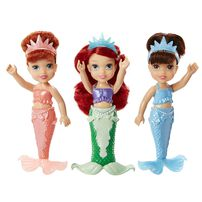Disney Princess Petite Ariel & Sisters