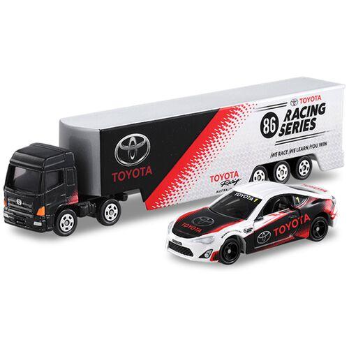 Tomica-Toyota 86 Racing Series 2 pcs Set (TRU Version)