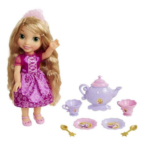 Toddler Princess With Tea For Two Set - Assorted