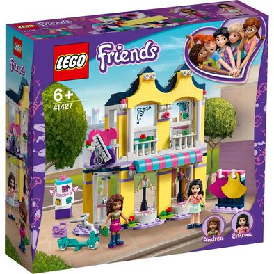 LEGO Friends Emma's Fashion Shop 41427