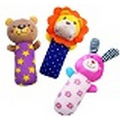 Simple Dimple Sd Animal Squeakies 1 Pcs - Assorted