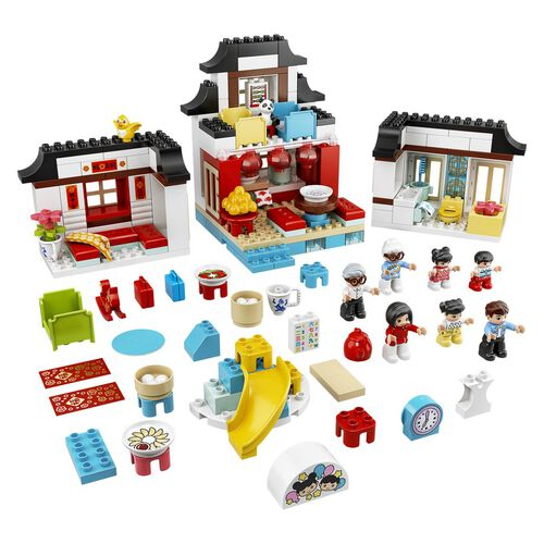 LEGO Duplo Happy Childhood Moments 10943