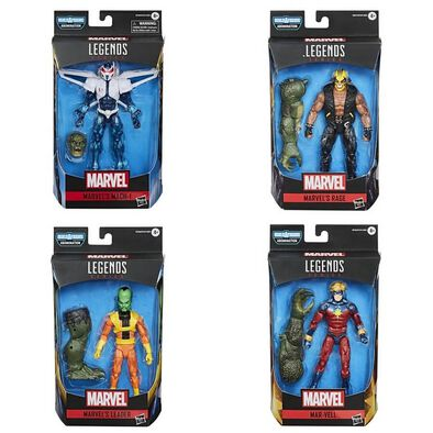 Avengers Legends Captain America/Iron Man - Assorted