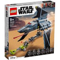 LEGO Star Wars The Bad Batch Attack Shuttle 75314