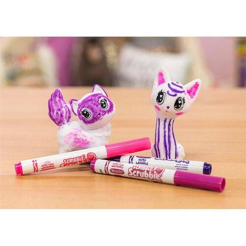 Crayola Scribble Scrubbie - Assorted