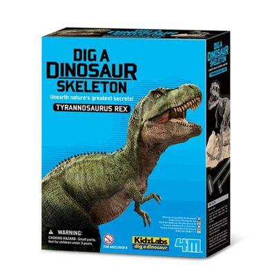 4M Kidzlabs Dig a Tyrannosaurus Rex Skeleton