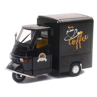 New Ray 1:18 Ape Food Truck - Assorted
