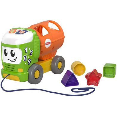 Fisher-Price Shape Sorter Truck
