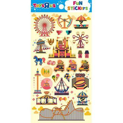 "Toys""R""Us Tru Sticker- Fantasia"