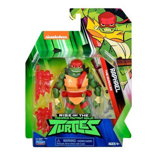 Teenage Mutant Ninja Turtles Raphael The Muscles