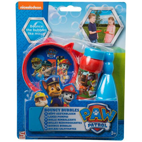 Paw Patrol Bounce Bubbles