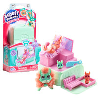 Scruff A Luvs Scurff Surprise Family Playset - Assorted
