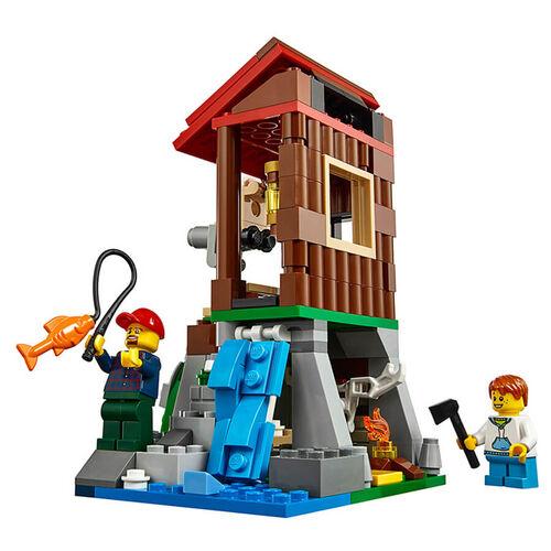 LEGO Creator Outback Cabin 31098