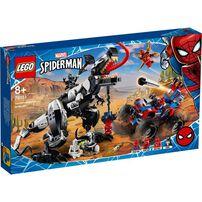 LEGO Marvel Super Heroes Venomosaurus Ambush 76151