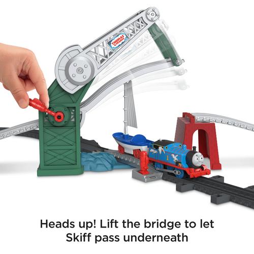 Thomas and Friends Bridge Lift Thomas & Skiff
