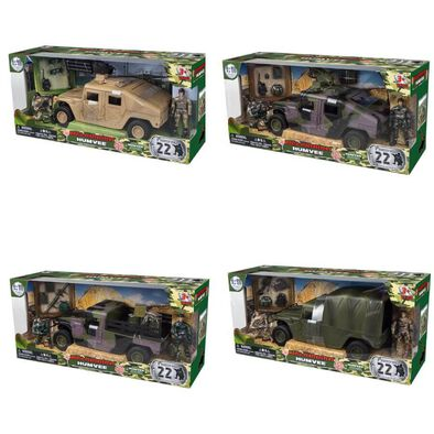 World Peacekeepers Humvee - Assorted