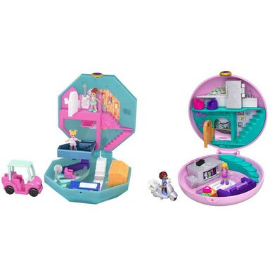 Polly Pocket Pocket World - Assorted