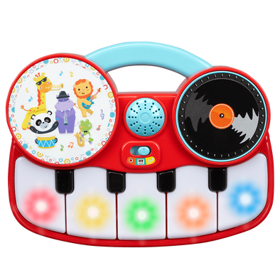 Top Tots Play and DJ Piano