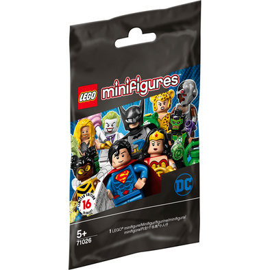 LEGO DC Super Heroes Minifigures 71026 (Single Pack)