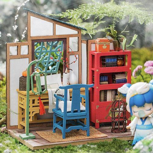 Robotime DIY House Antique Study