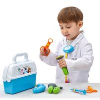Robocar Poli Little Doctor Playset