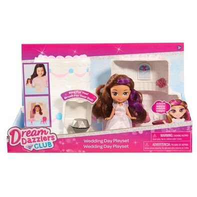 Dream Dazzlers Wedding Day Playset