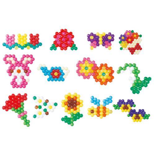 Aqua Beads Flower Garden Set