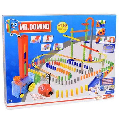 Mr.Domino B/O - Over 110 Pcs