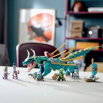LEGO Ninjago Jungle Dragon 71746