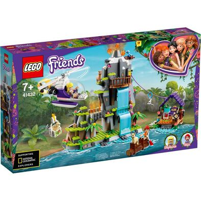 LEGO Friends Alpaca Mountain Jungle Rescue 41432