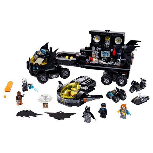 LEGO DC Comics Super Heroes Mobile Bat Base 76160