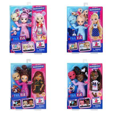 FailFix S1 Makeover Doll Assorted