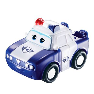 Super Wings Transform-A-Bots Kim