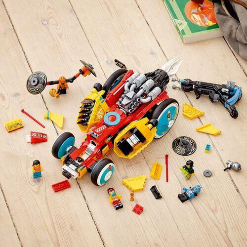 LEGO Monkie Kid's Cloud Roadster 80015