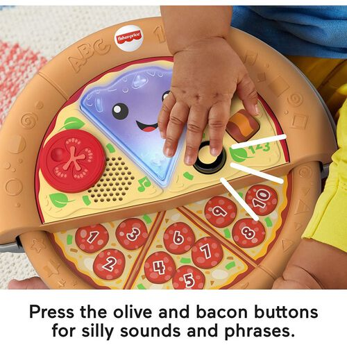 Fisher-Price Laugh & Learn Slice of Learning