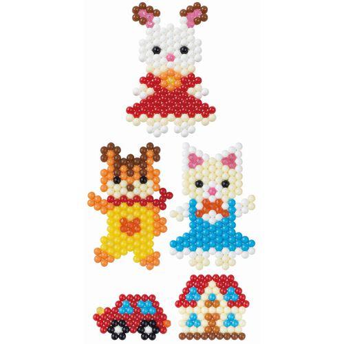 Aqua Beads Sylvanian Families Character Set