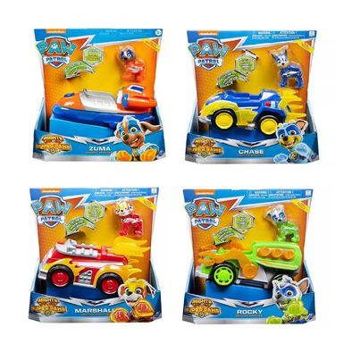 Paw Patrol Themed Vehicle Super Paws - Assorted