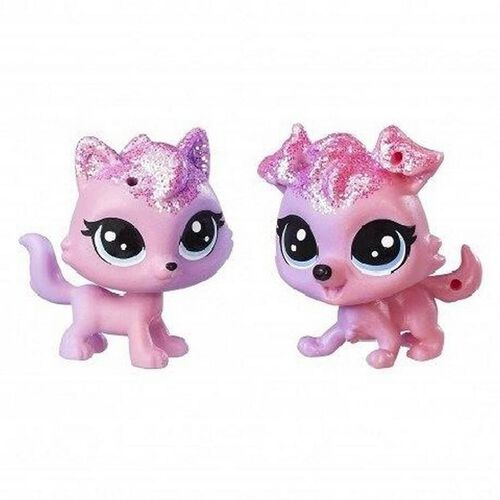 Littlest Pet Shop Rainbow Collection - Bffs Pack