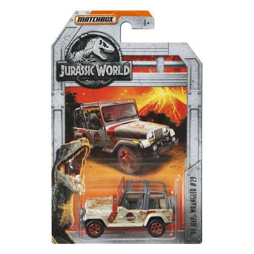 Jurassic World Diecast Collection - Assorted
