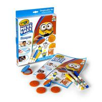 Crayola Cw Despicable Me Stamper Kit